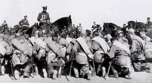 Заупокойная панихида в память о погибших в Первой мировой войне (28.07.1914 – 11.11.1918)