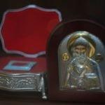 Частица св.мощей Святителя Спиридона Тримифунтского