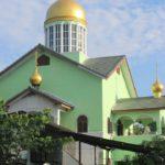 храм во имя св.равноап. вел.князя Владимира, Крестителя Руси в Чиангмае