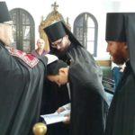 Монашеский постриг