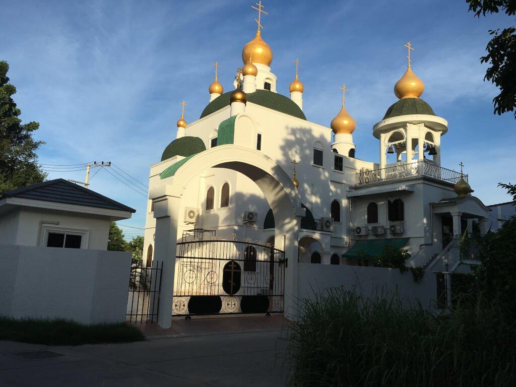 На фото: Всех-Святский храм после реконструкции