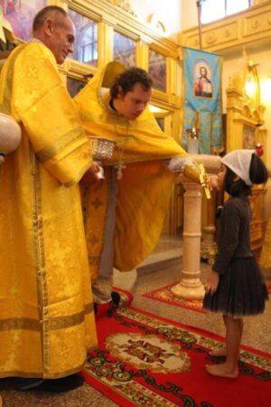 Приходская жизнь Всех-Святского храма